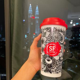 マレーシア限定♥︎San Francisco cafe タンブラー(タンブラー)