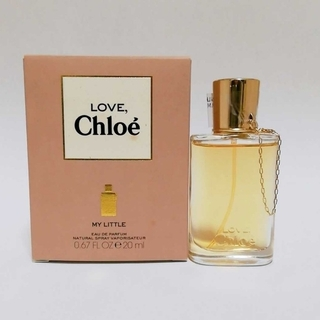 Chloe - 廃盤 未使用 ラブクロエ オードパルファム 20ml LOVE,クロエ 香水