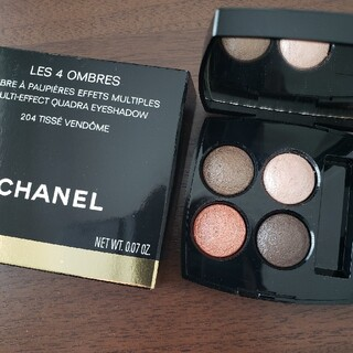 CHANEL - CHANEL LES 4 OMBRES アイシャドウ 204