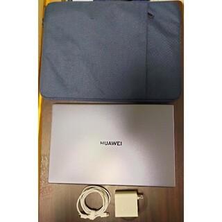 ファーウェイ(HUAWEI)のmatebook D15 &ケースセット(ノートPC)