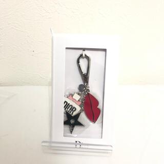 ディオール(Dior)のDIOR ディオール アクセサリー キーホルダー レディース 箱付き 小物(キーホルダー)