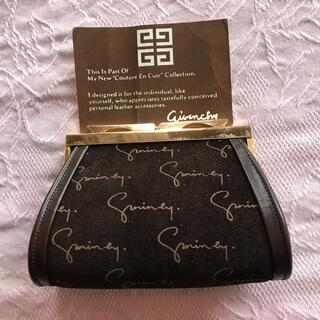 ジバンシィ(GIVENCHY)のジバンシィ がま口財布(財布)