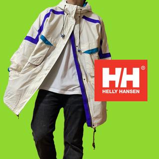 ヘリーハンセン(HELLY HANSEN)のHelly Hansen ヘリーハンセン 90s マウンテンパーカー 古着 L(マウンテンパーカー)