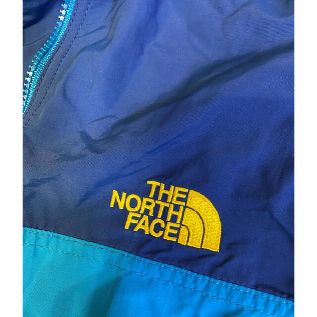THE NORTH FACE(ザノースフェイス)の週末最終値下 美品 ノースフェイス  ウインドブレーカー ハーフパンツ 110 キッズ/ベビー/マタニティのキッズ服男の子用(90cm~)(ジャケット/上着)の商品写真