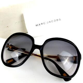 マークジェイコブス(MARC JACOBS)のマークジェイコブス サイドリボン サングラス ケース付き 17-664(サングラス/メガネ)