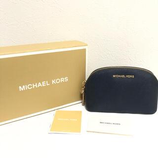 Michael Kors - MICHAEL KORS マイケルコース コスメポーチ ポーチ レディース 小物