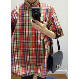 Drawer - BLAMINK チェックシャツ