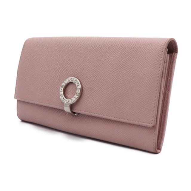 BVLGARI(ブルガリ)のBVLGARI ブルガリ 長財布 【本物保証】 レディースのファッション小物(財布)の商品写真
