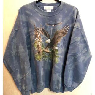 チャンピオン(Champion)のカイアガーバー着用 the vintage twin sweatshirt(スウェット)