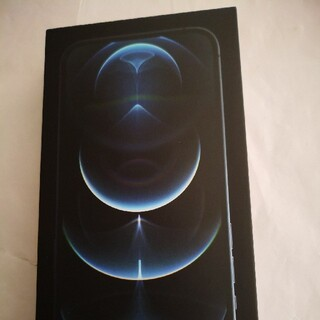 Apple - 美品 iPhone12 Pro max 128gb ブルー残債なし simフリー