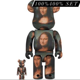 メディコムトイ(MEDICOM TOY)のBE@RBRICK LEONARD DE VINCI Mona Lisa セット(その他)