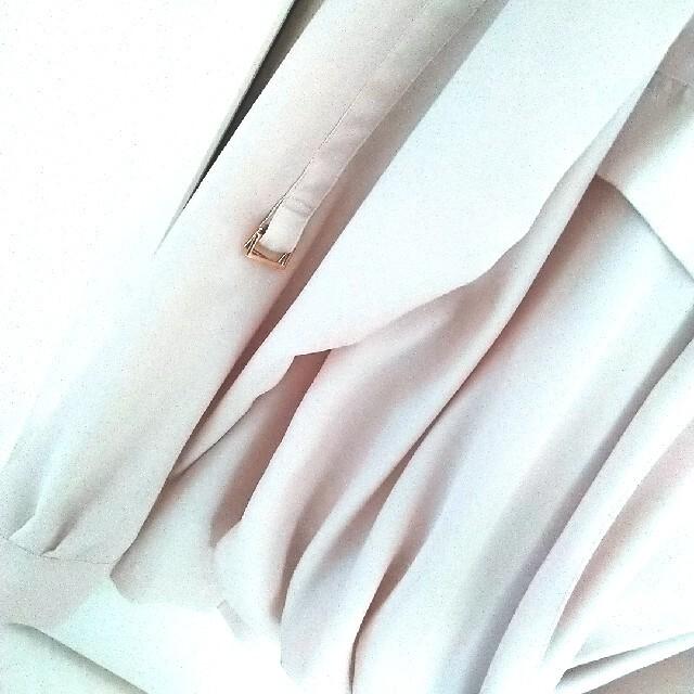 LAUTREAMONT(ロートレアモン)のロートレアモン ドレープブラウス LAUTREAMONT レディースのトップス(シャツ/ブラウス(長袖/七分))の商品写真