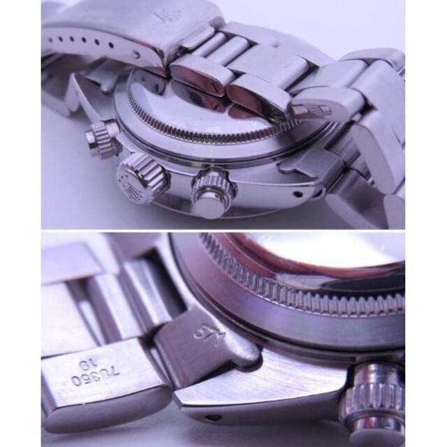 ROLEX(ロレックス)の6263 ビンテージ SLV 7750 修理用 部品一式   メンズの時計(腕時計(アナログ))の商品写真