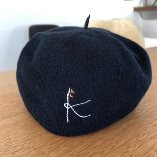 クミキョク(kumikyoku(組曲))の組曲 キッズベレー帽(帽子)