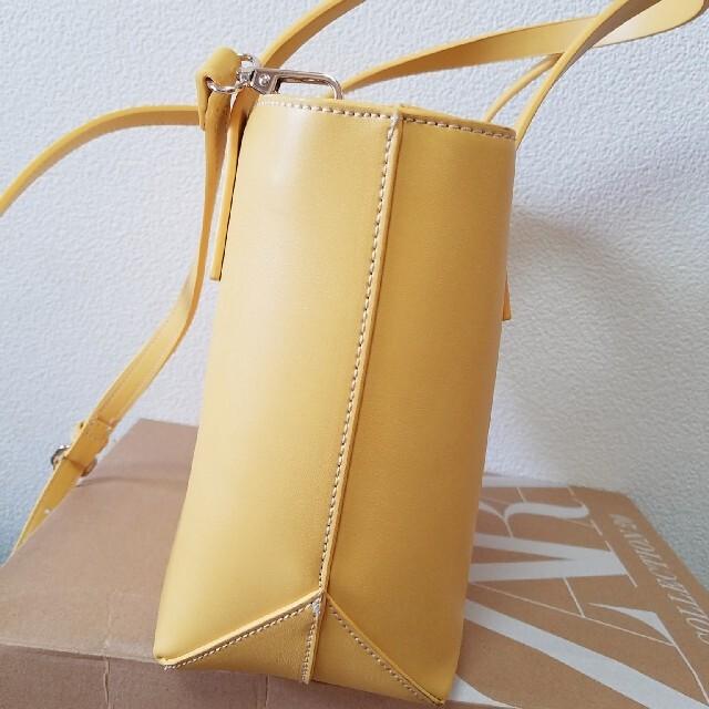 ZARA(ザラ)のZARA バッグ レディースのバッグ(ハンドバッグ)の商品写真