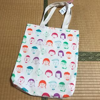 ジーユー(GU)の新品 ジーユー さくらももこ トートバッグ ちびまる子ちゃん(トートバッグ)