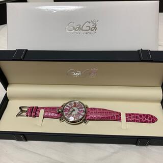 ガガミラノ(GaGa MILANO)のガガミラノ 時計 未使用 (腕時計)