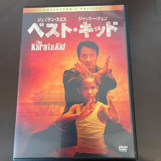 ベスト・キッド⭐️DVD⭐️中古品⭐️カンフー(外国映画)