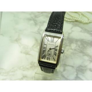 ハミルトン(Hamilton)のヴィンテージ ハミルトン HAMILTON トノー レディース ウォッチ(腕時計)