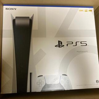 PlayStation - 新品未開封 PlayStatin5 本体