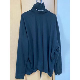 ピースマイナスワン(PEACEMINUSONE)のpeaceminusone タートルネック 正規品(Tシャツ/カットソー(七分/長袖))