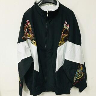 ダブルビー(DOUBLE.B)のdoublet カオス刺繍 トラックジャケット(テーラードジャケット)