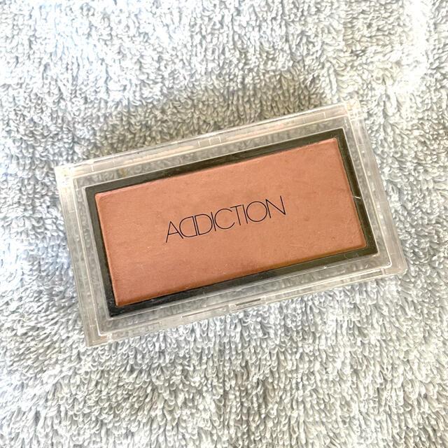 ADDICTION(アディクション)のADDICTION アディクション ザ ブラッシュ 007 フェイスカラー コスメ/美容のベースメイク/化粧品(チーク)の商品写真