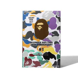 アベイシングエイプ(A BATHING APE)のA bathing ape 28TH BE@RBRICK 100% BOX(その他)