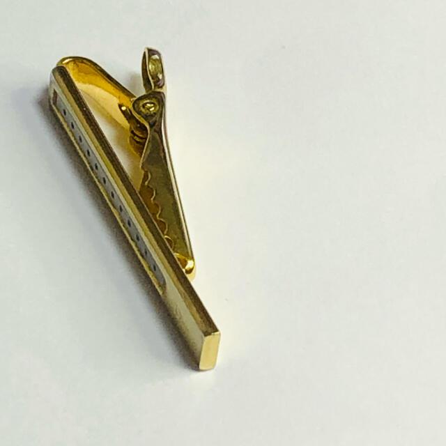 Christian Dior(クリスチャンディオール)のディオールネクタイピン① クリスチャンディオール メンズのファッション小物(ネクタイピン)の商品写真