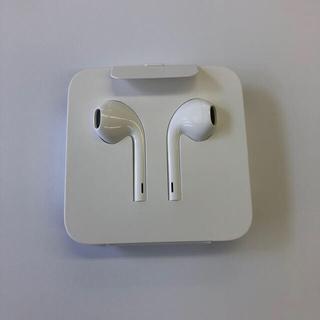 Apple - アイフォン イヤフォン Apple純正 正規品  iPhone アップル 未使用
