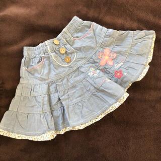 シマムラ(しまむら)のディアードフレアミニスカート110(スカート)