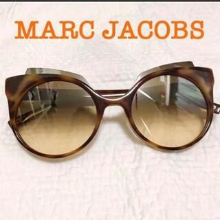 マークジェイコブス(MARC JACOBS)のMARC JACOBS キャットアイサングラス(サングラス/メガネ)