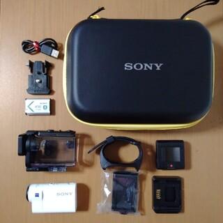ソニー(SONY)のSONY HDR-AS300R ソニー アクションカム ウェアラブルカメラ(ビデオカメラ)