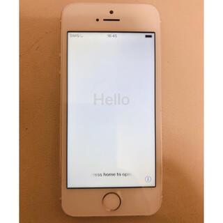アイフォーン(iPhone)のiPhone 5s Silver 32 GB SIMフリー (スマートフォン本体)