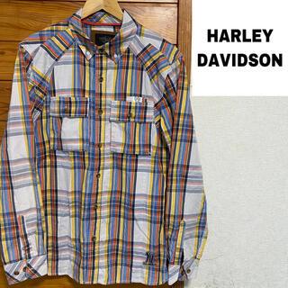 ハーレーダビッドソン(Harley Davidson)のHARLEY DAVIDSON シャツ  ハーレーダビッドソン(シャツ)