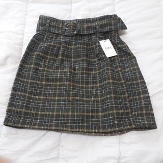 グレイル(GRL)の新品 グレイル ハイウエストミニスカート(ミニスカート)
