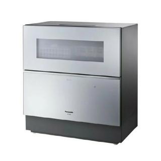Panasonic - 新品未使用品 Panasonic 食器洗い乾燥機 NP-TZ300-S