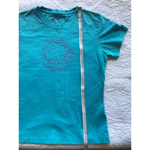 Mammut(マムート)のTシャツ マムート レディース M スポーツ/アウトドアのアウトドア(登山用品)の商品写真