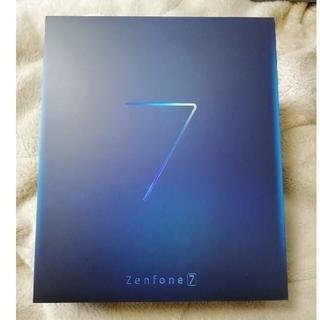 ASUS - ZenFone 7 ブラック  ASUS