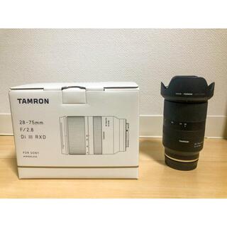 TAMRON - タムロン(TAMRON) 28-75mm F/2.8  (Model A036)