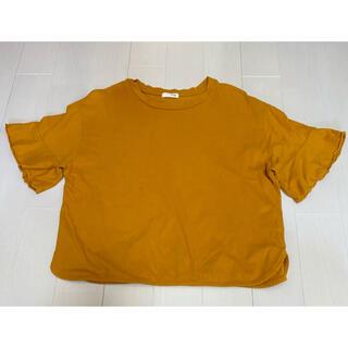 クリスプ(Crisp)の半袖(Tシャツ(半袖/袖なし))