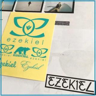 イズキール(EZEKIEL)のezekielイズキールサーフUS限定 SURF非売品ステッカーセットラスト1(その他)