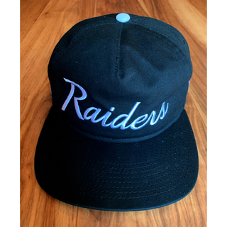 NEW ERA - Raiders ニューエラ キャップ ブラック