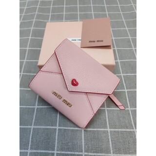 miumiu - ❣素敵❣ミュウミュウ❀財布❀ 小銭入れ 名刺入れ レディース 国内即発