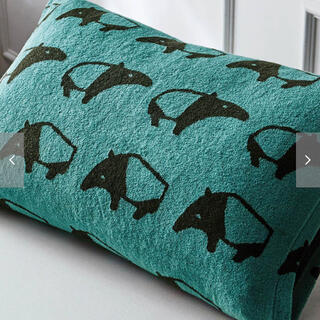 ベルメゾン - 美品 ベルメゾン 2枚セット 北欧調デザインののびのび枕カバー