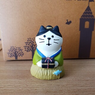 コンコンブル 浦島太郎猫