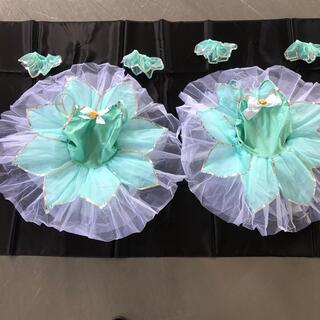 チャコット(CHACOTT)のチャコット バレエ衣装 2点セット(ダンス/バレエ)