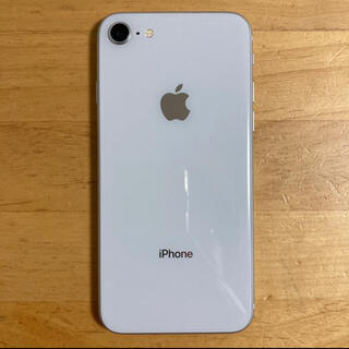 iPhone - iPhone8 64gb ホワイト