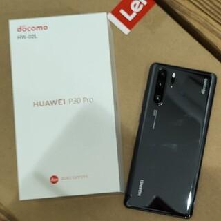 HUAWEI - HUAWEI P30 Pro HW-02L 黒