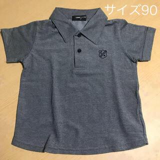 コムサイズム(COMME CA ISM)のサイズ90  ポロシャツ (Tシャツ/カットソー)